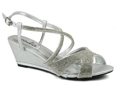 Seasonal Shoe ZHY1657 Argent