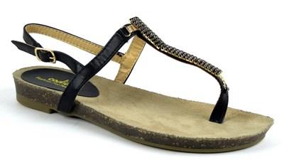 Seasonal Shoe B001-3 Noir