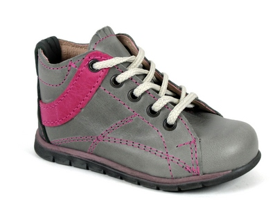 Chaussures Petits Pieds 0-3052-3 Gris