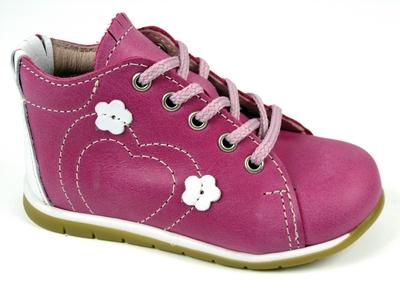 Chaussures Petits Pieds 0-3051-3 Fuchsia
