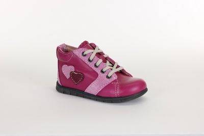 Chaussures Petits Pieds AGATHA 0-3085-2 Rose