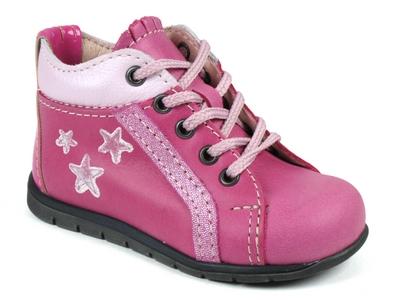 Chaussures Petits Pieds CAM 0-3059-2 Fuchsia