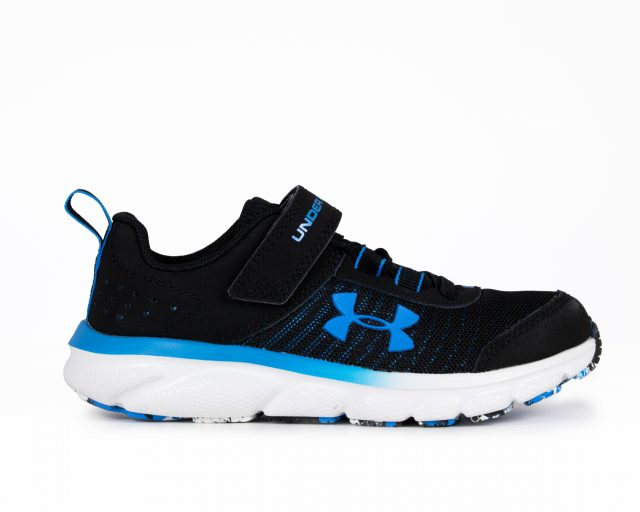 Under Armour PS ASSERT 8 AC Bleu