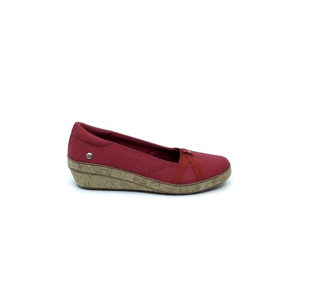 Grasshoppers GIGI WEDGE CAN* Rouge