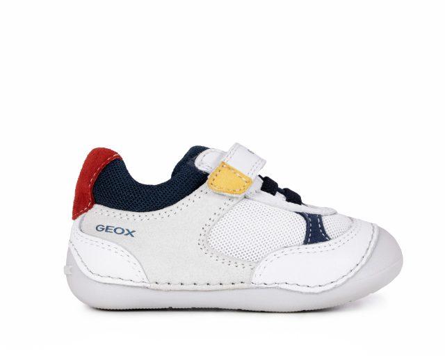 Geox B TUTIM Blanc