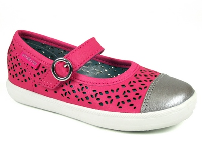 Stride Rite POPPY Rose