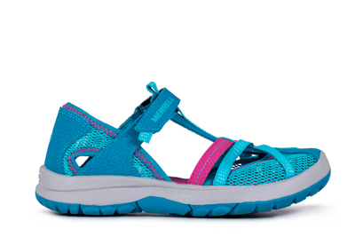 Merrell DRAGONFLY Turquoise