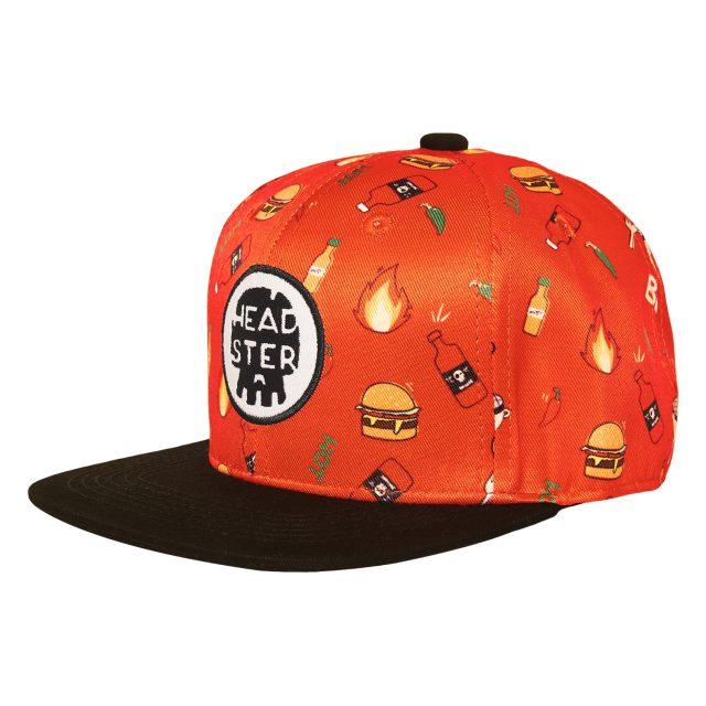 Headster Kids BBQ Orange