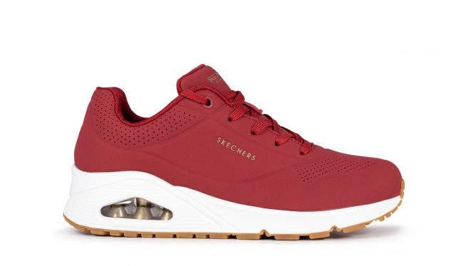 Skechers UNO STAND ON A* Rouge