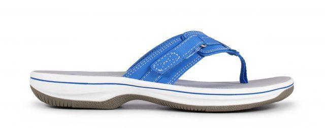 Clarks BREEZE SEA Bleu
