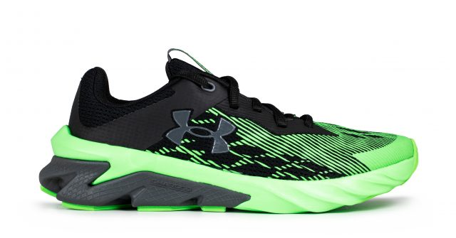 Under Armour CHARGED SCRAMJ* Noir