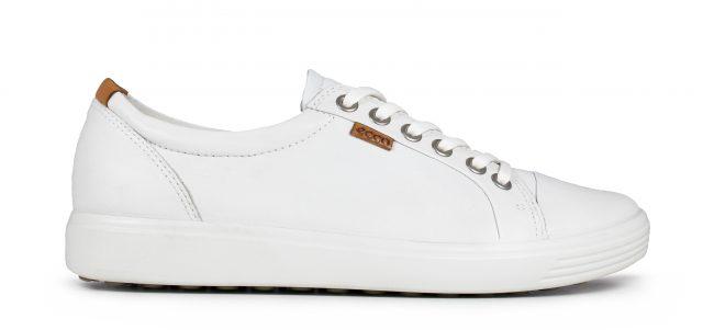 Ecco SOFT 7 Blanc