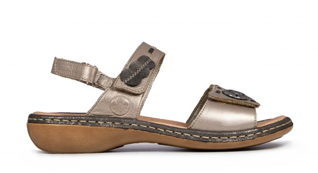 Rieker 65972-90 Taupe