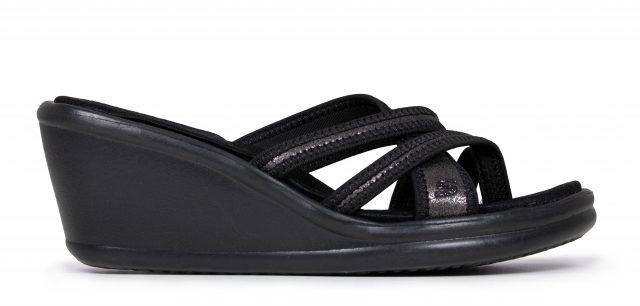 Skechers RUMBLERS HAPPY* Noir