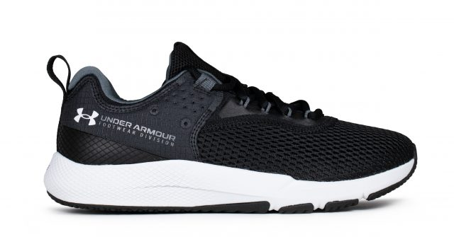 Under Armour CHARGED FOCUS Noir