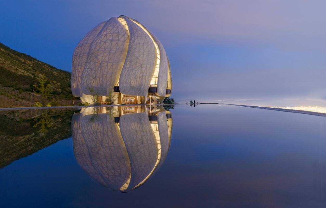 Hariri Pontarini, Temple, American Architecture Prize