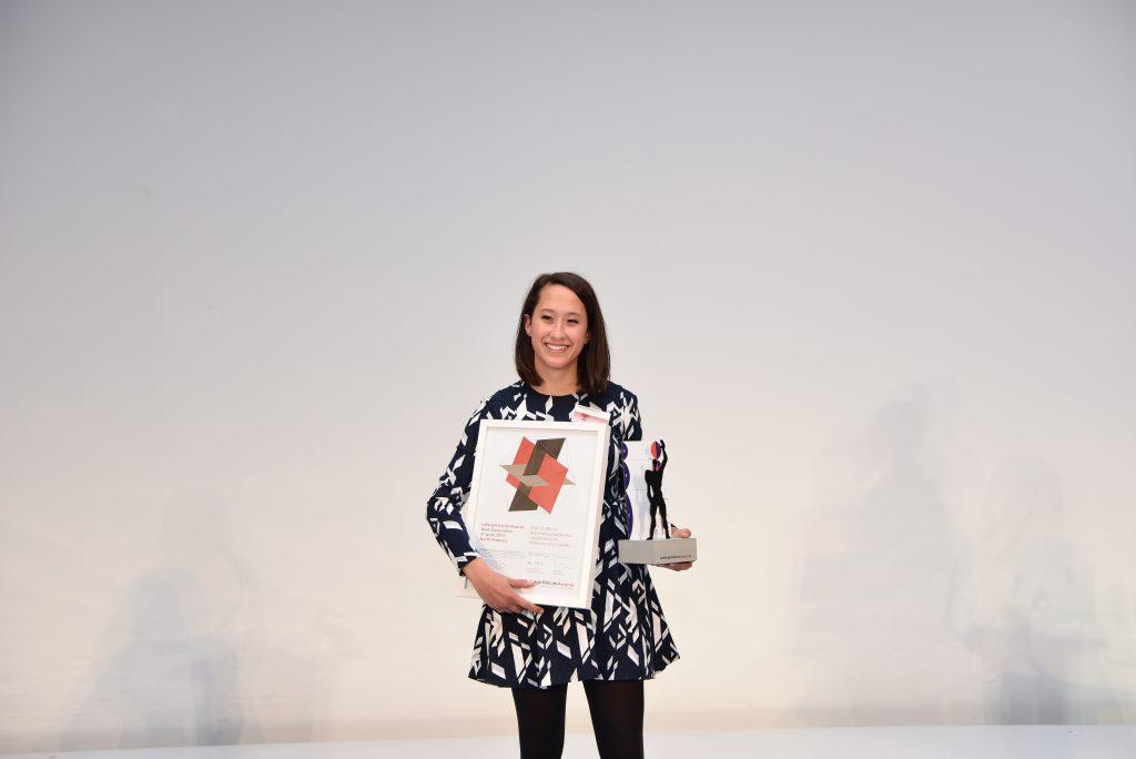 Sarah Gunawan, University of Buffalo, LafargeHolcim Awards