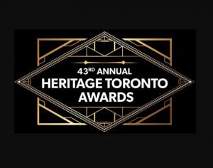 Heritage Toronto Awards