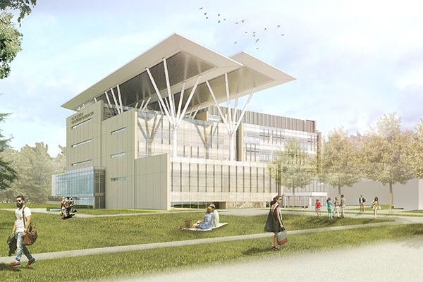Zero Carbon Building Program, CaGBC, Mohawk College, McCallumSather, B+H, Hamilton