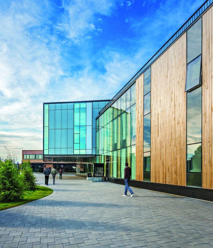 McEwen School of Architecture, Laurentian University, Sudbury