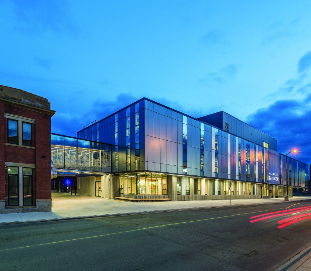McEwen School of Architecture, Laurentian University, Sudbury