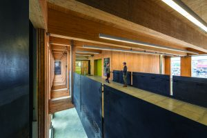McEwen School of Architecture, Laurentian University, Sudbury, LGA Architectural Partners