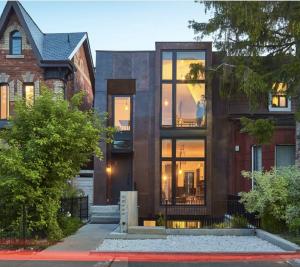 Copper in Architecture, Dovercourt House, Toronto, Ja Architecture