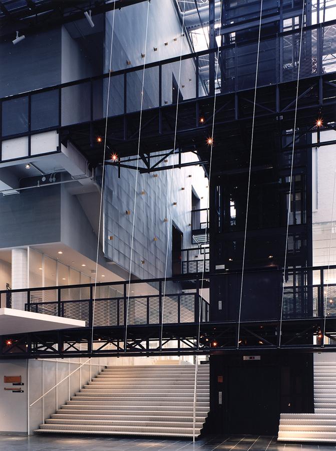 Hanganu, Centre d'Archives de Montreal
