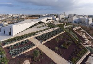 World Architecture Festival, Heneghan Peng Architects, The Palestinian Museum, Birzeit, Palestine Photo credit: Completed Buildings Culture