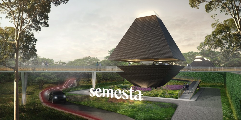 World Architecture Festival, Desa Semesta by Magi Design Studio Photo credit: Future Projects Health