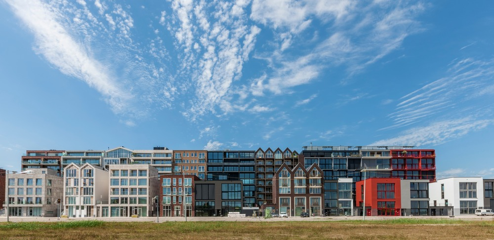 World Architecture Festival, Marc Koehler Architects, Superlofts Houthaven Photo credit: Completed Buildings Housing