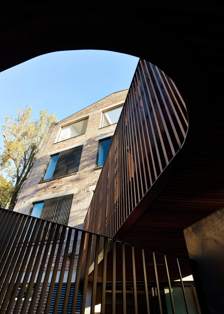 Andrew Burges Architects, East Sydney Early Learning Centre, Photo credit: Completed Buildings School