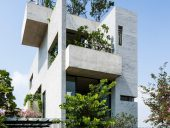 World Architecture Festival, Vo Trong Nghia Architects, Binh House, Photo credit: Completed Buildings House