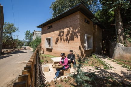 Post-earthquake reconstruction/demonstration project of Guangming Village by The Chinese University of Hong Kong, winner of World Building of the Year 2017 Photo credit: World Architecture Festival