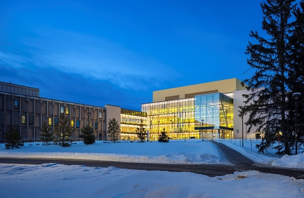 Schulich School of Engineering. Photo via City of Calgary.