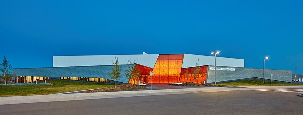 Great Plains Recreation Facility. Image via City of Calgary.