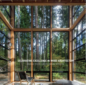 The 2015-2016 Wood Design & Building Awards yearbook.
