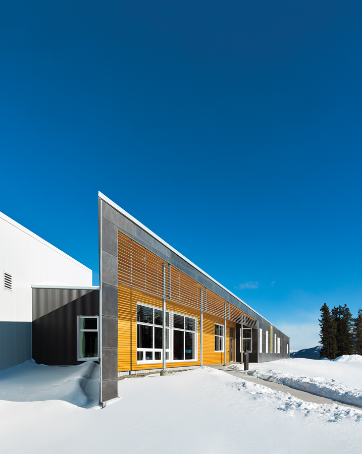 Centre for Northern Innovation in Mining, Yellowknife, Kobayashi + Zedda Architects