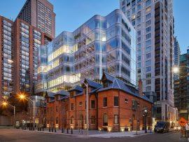 Hariri Pontarini Architects, Toronto, 7 St. Thomas