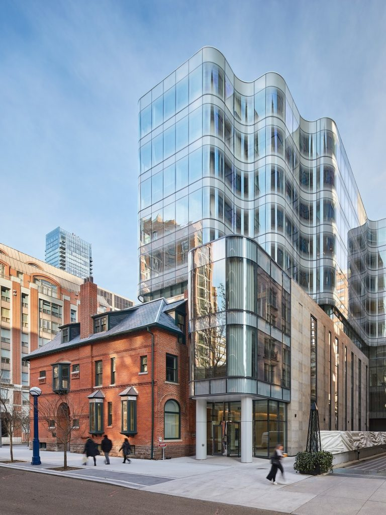 Hariri Pontarini Architects, Toronto, 7 St. Thomas