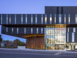 Lazaridis Hall, Diamond Schmitt Architects