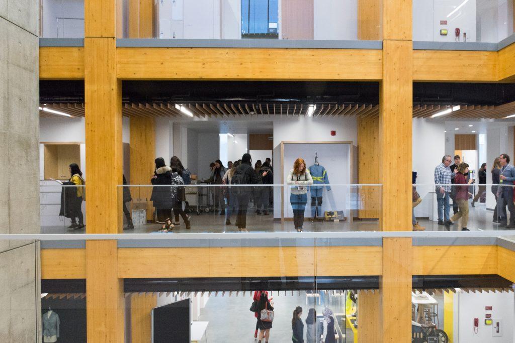 Wilson School of Design, KPMB, Public Architecture, Lululemon