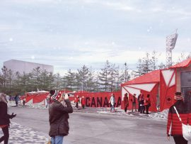 Canada Olympic House, COC, Sid Lee Arhchitecture, PyeongChang