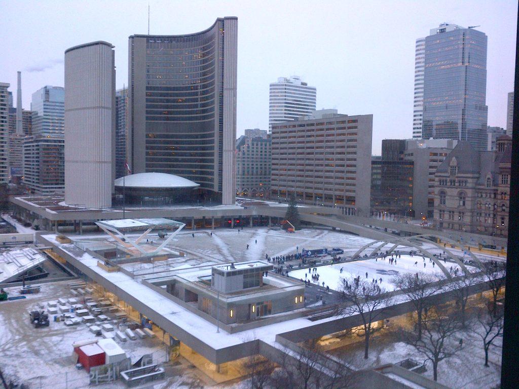 TransformTO, zero emissions, Toronto