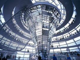 Foster + Partners, Fostering Society, UQAM, Montreal, Reichstag
