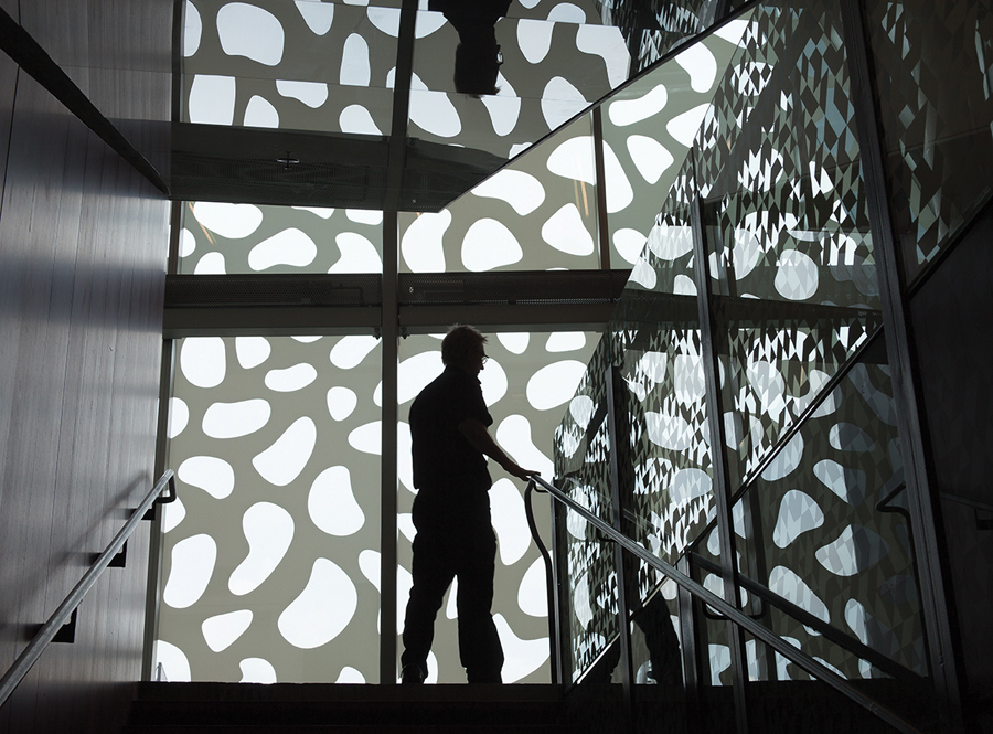 Espace Danse Wilder Building, Lapointe Magne, AEdifica