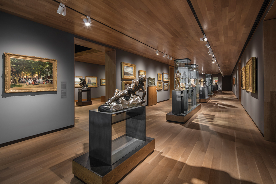 Montreal Museum of Fine Arts, Atelier TAG, Jodoin Lamarre Pratte