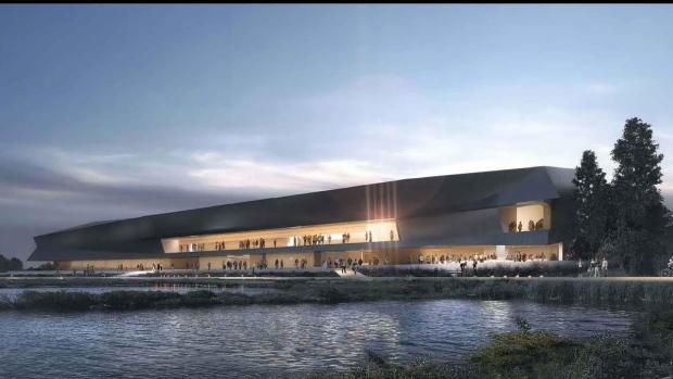 Thunder Bay Art Gallery, Patkau Architects, Brook McIlroy
