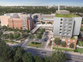 Michael Garron Hospital, Diamond Schmitt Architects, EllisDon