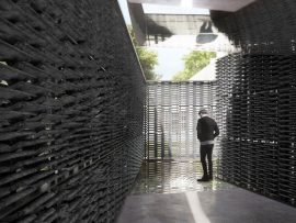 Frida Escobedo, Serpentine Pavilion